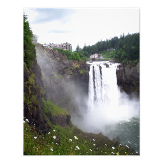 Snoqualmie Falls Photo Print