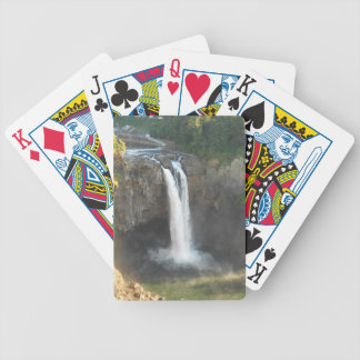 Snoqualmie Falls Playing Cards