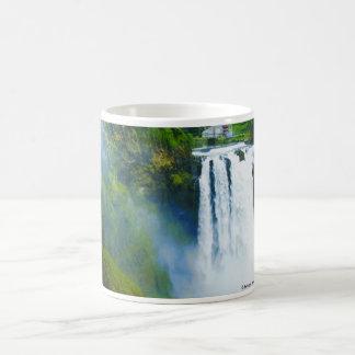 Snoqualmie Falls Power House Coffee Mug