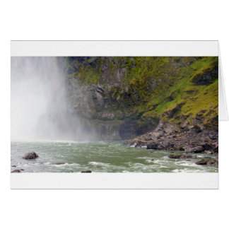 Snoqualmie Falls River Basin Card