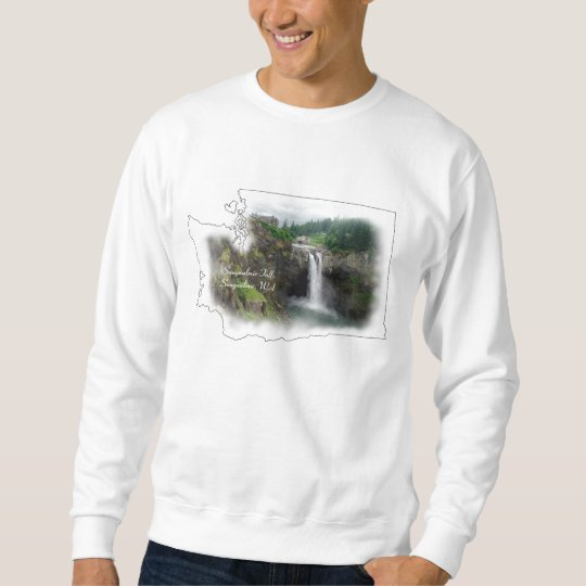 Snoqualmie Falls sweatshirt