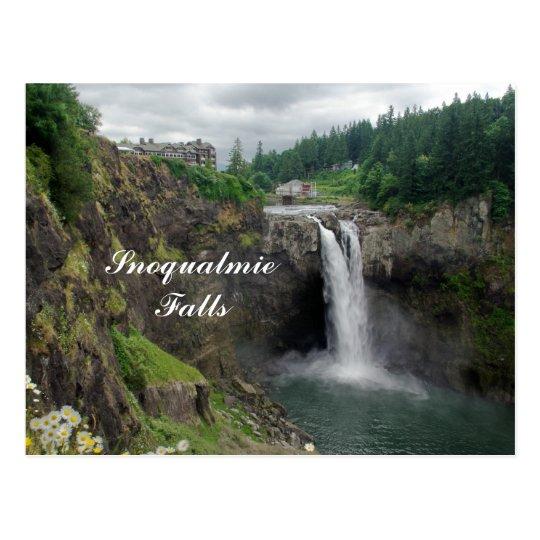 SnoqualmieFalls Postcard