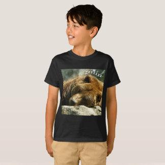 Snoring Bear T-Shirt