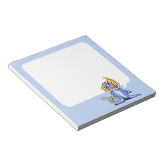 Snorkel Seal Notepad