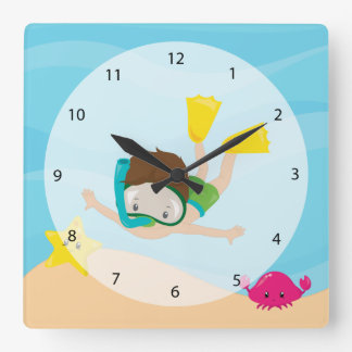 Snorkeling Clocks