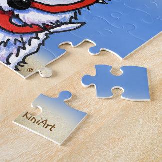 Snorkeling Westies Puzzle