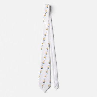 Snorkeling White Goose Tie