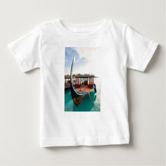 Snorkelling Boat Baby T-Shirt