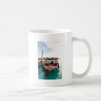 Snorkelling Boat Coffee Mug