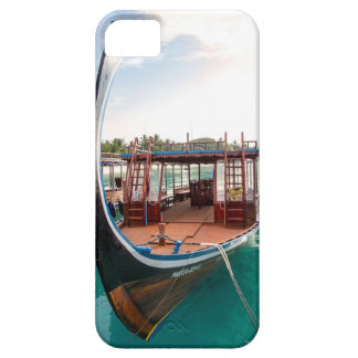 Snorkelling Boat iPhone 5 Case