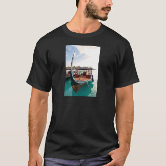 Snorkelling Boat T-Shirt