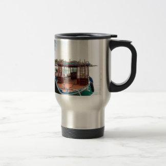 Snorkelling Boat Travel Mug