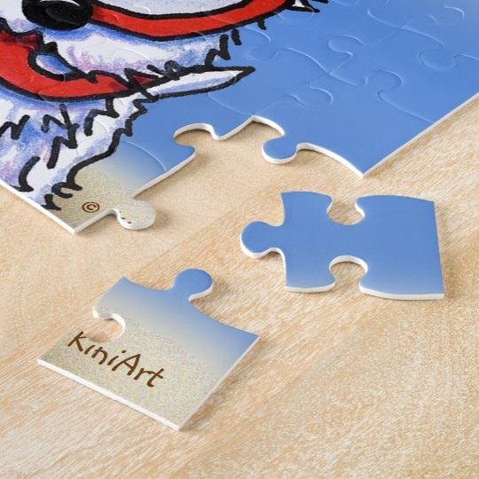 Snorkelling Westies Puzzle