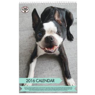 SNORT 2016 Calendar