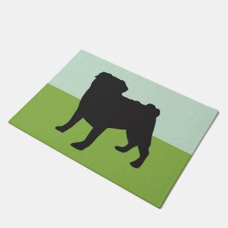 SNORT pug doormat