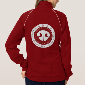 Snort Red Logo Jacket 2016