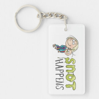 Snot Happens Keychain