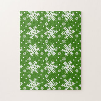 Snow and Snowflakes Jigsaw Puzzle