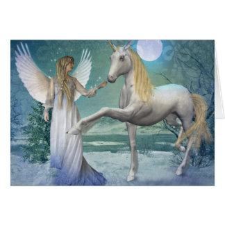 Snow Angel (Card) Card
