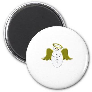 Snow Angel Magnet