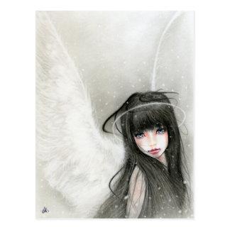 Snow Angel Postcard