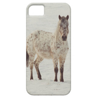 Snow Appaloosa phone case