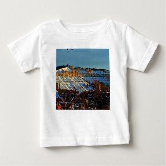 snow at bryce baby T-Shirt