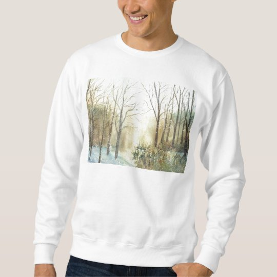 Snow at Daybreak Sweatshirt