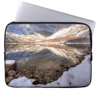 Snow at North Lake, California Computer Sleeve