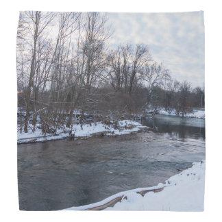 Snow Beauty James River Bandanas