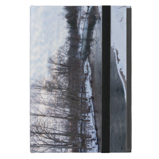 Snow Beauty James River Cover For iPad Mini