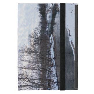 Snow Beauty James River iPad Mini Case