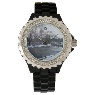 Snow Beauty James River Wrist Watches