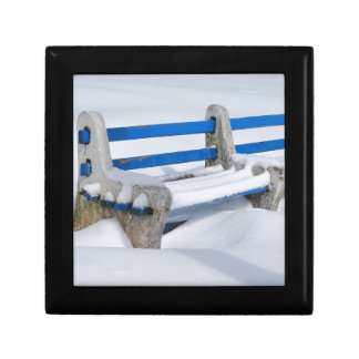 Snow Bench Gift Box