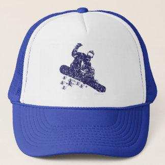 Snow-Boarder Trucker Hat