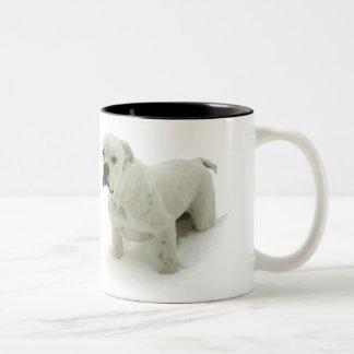 Snow Bull Mug