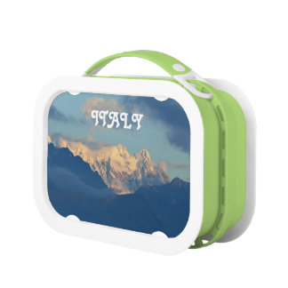 Snow Capped Dolomites Lunchbox