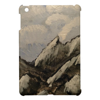 Snow-Capped Mountain Case For The iPad Mini