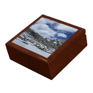 Snow Covered Donahue Pass - John Muir TraIl Gift Box