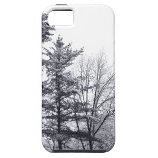 Snow-covered Trees: Vertical iPhone 5 Covers