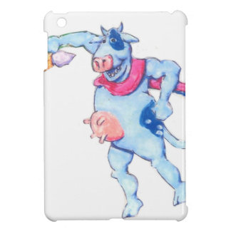 Snow Cows iPad Mini Cover