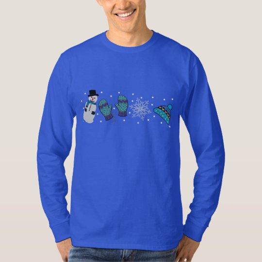 Snow Day Fun T-Shirt