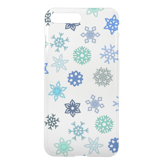 Snow Day iPhone 7 Plus Case