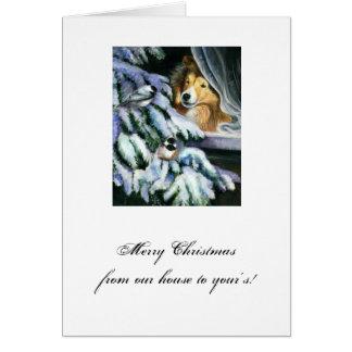 Snow Days Card