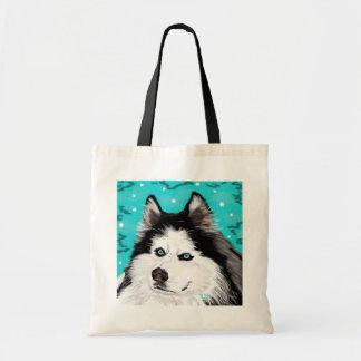 Snow Dog bag