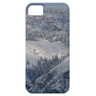 Snow dusted mountains in south Okanagan Case For The iPhone 5