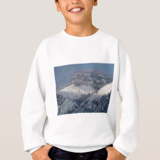 Snow dusted mountains in south Okanagan Sweatshirt