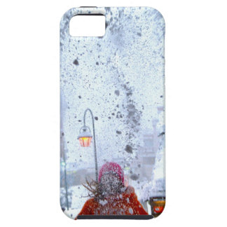 Snow fight france iPhone 5 covers