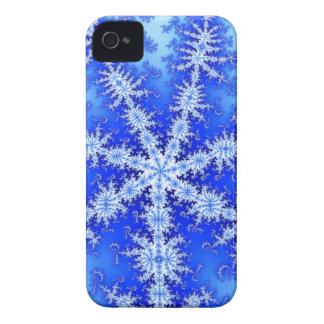 Snow Flake iPhone 4 Case-Mate Case