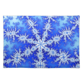 Snow Flake Placemat